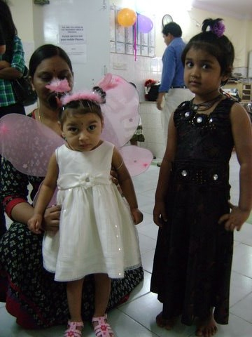 Pratyusha Support has been associated with Lakshmi Neuro Center that works for hemophilia patients. Celebrating Christmas with the children there