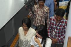 Samantha inaugurates World Hemophilia Day Walkathon at the Hemophilia Society